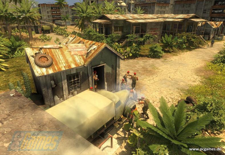 Screenshot aus Tropico 3 (PC / Xbox 360)