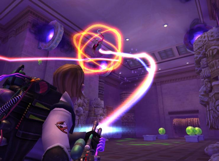Ghostbusters: The Video Game - Screenshots aus der Wii-Version (1)