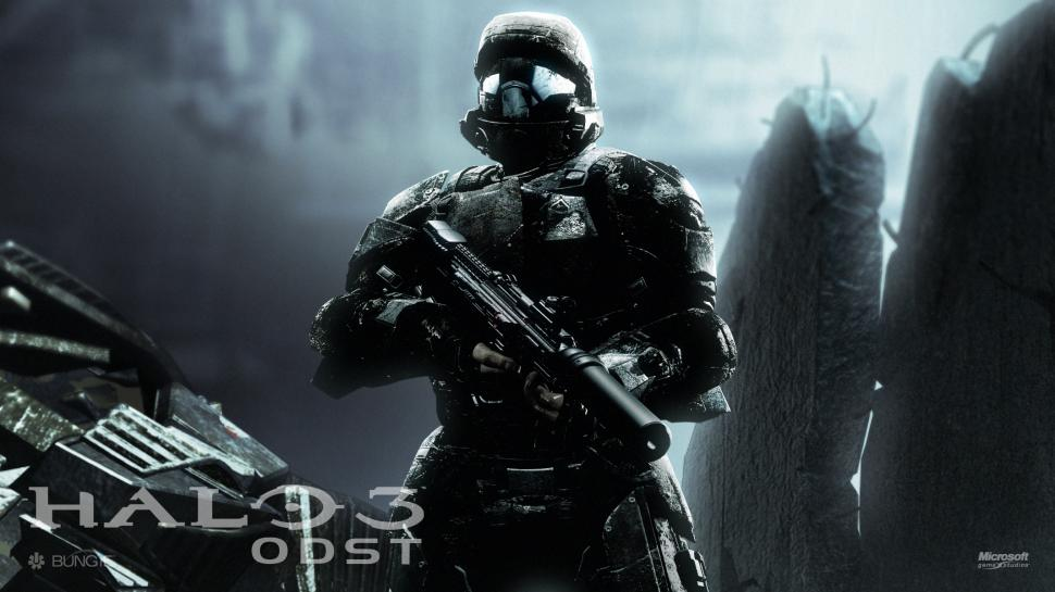 1. Halo 3: ODST