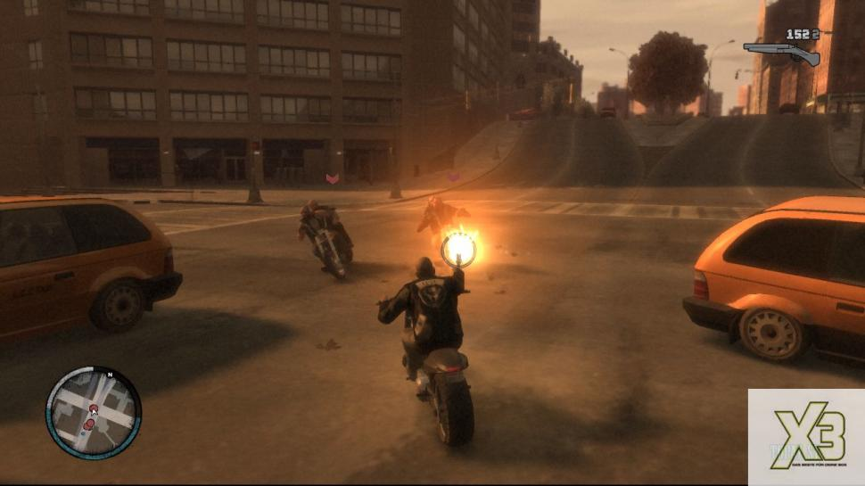 Screenshots aus GTA 4: The Lost and Damned (3)