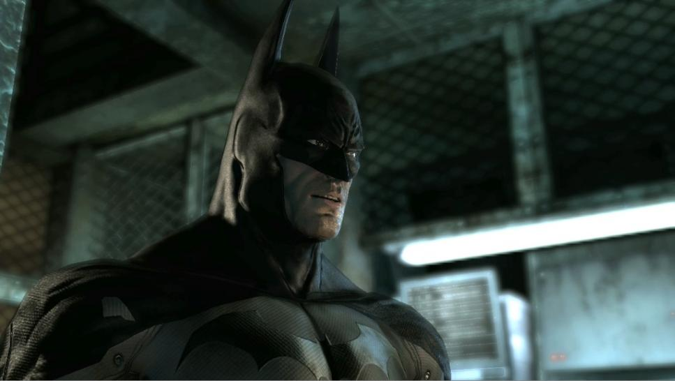 Batman: Arkham Asylum Screenshots (1)