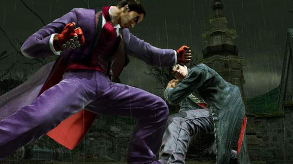 Screenshots aus Tekken 6 (2)