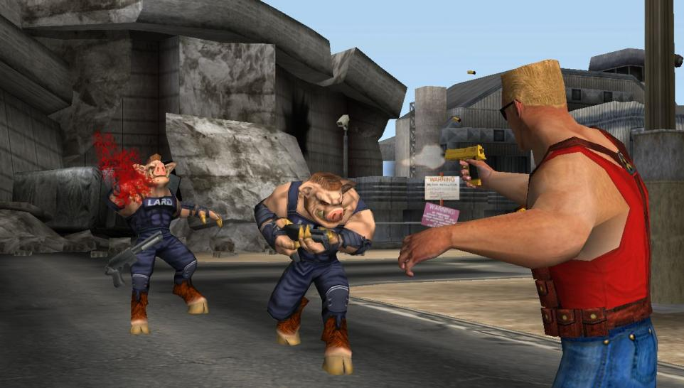 Duke Nukem Trilogy Screenshots (1)