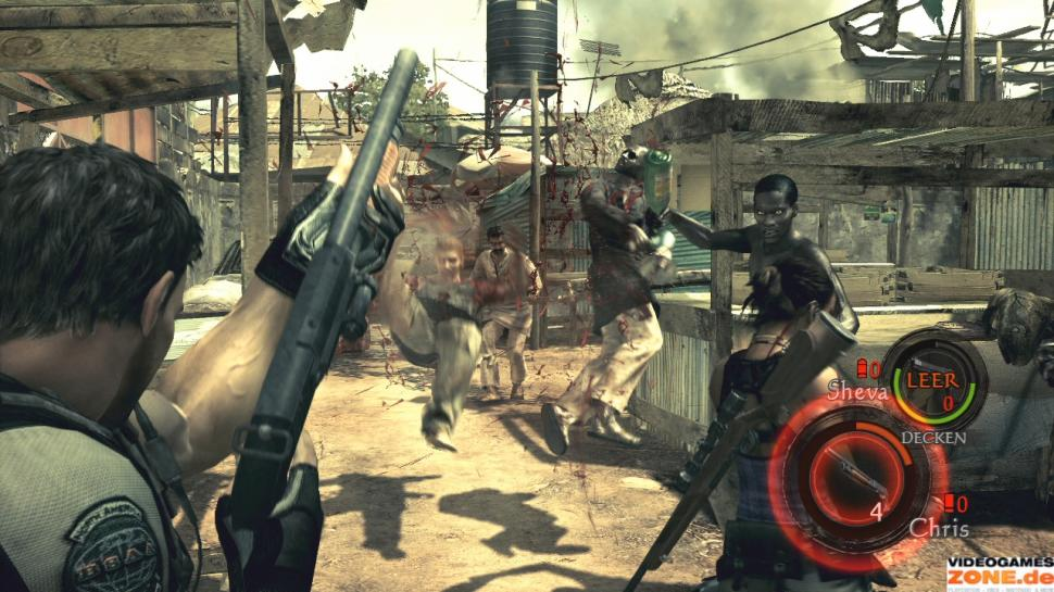 Resident Evil 5 Screenshot (3)