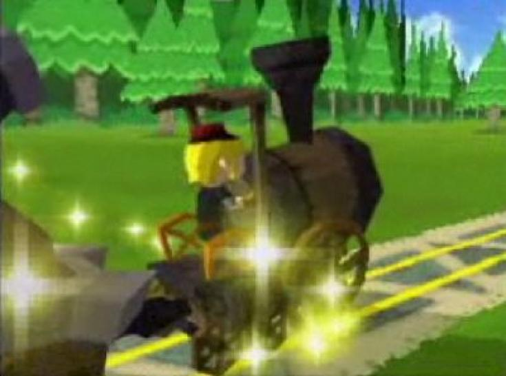 The Legend of Zelda: Spirit Tracks (4)
