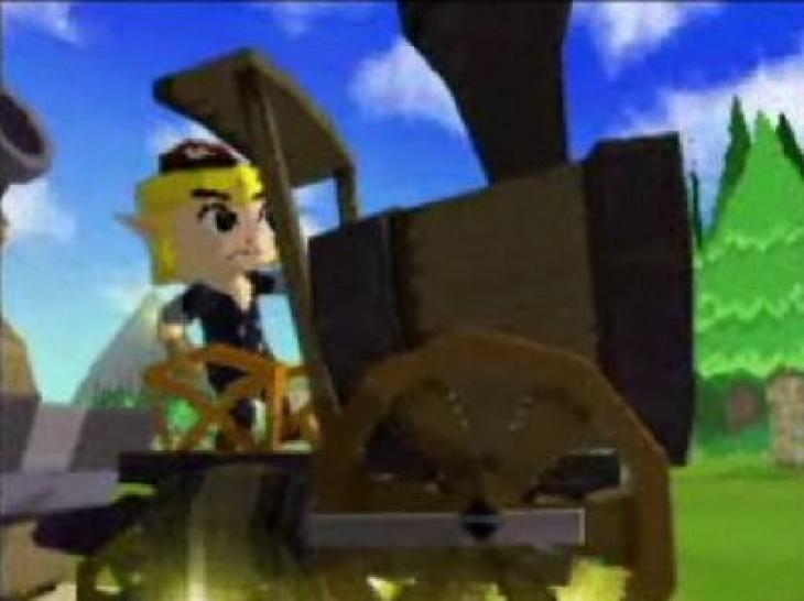 The Legend of Zelda: Spirit Tracks für DS (11)