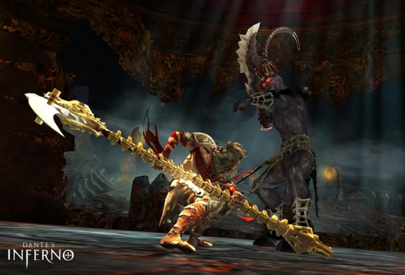 E3 2009: Dantes Inferno macht God of War 3 Konkurrenz! (1)
