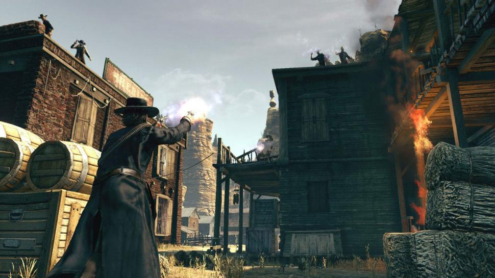 Screenshots aus Call of Juarez: Bound in Blood (3)