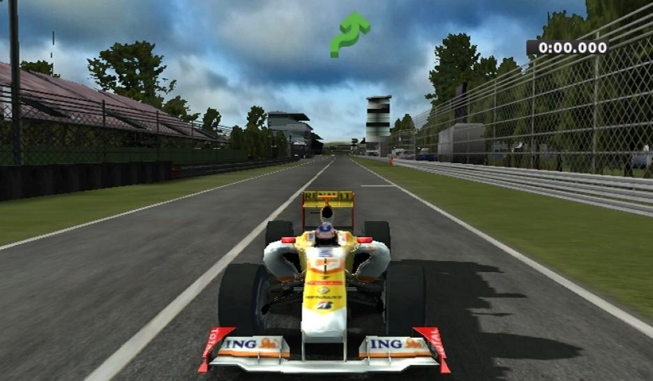 Formel 1 2009 - Wii Screenshots (1)