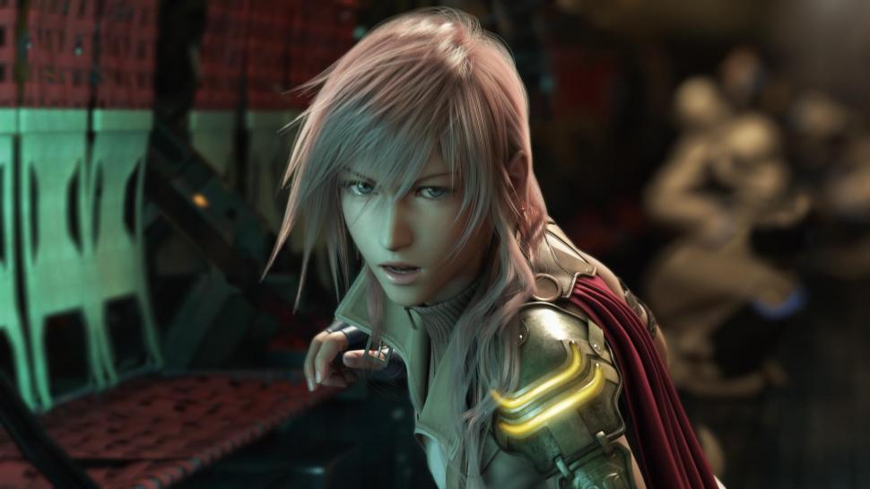 Final Fantasy 13 Screenshots (1)
