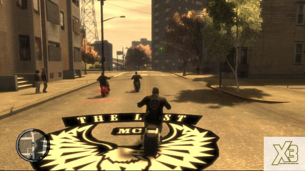 Grand Theft Auto IV: The Lost and Damned (1)