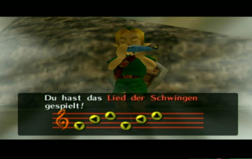 The Legend of Zelda: Majora's Mask - Wii-Download als Prämie im US-Club Nintendo erhältlich. (1)