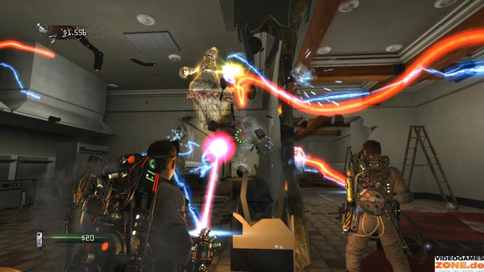 Screenshots aus Ghostbusters: The Video Game für PS3 (1)