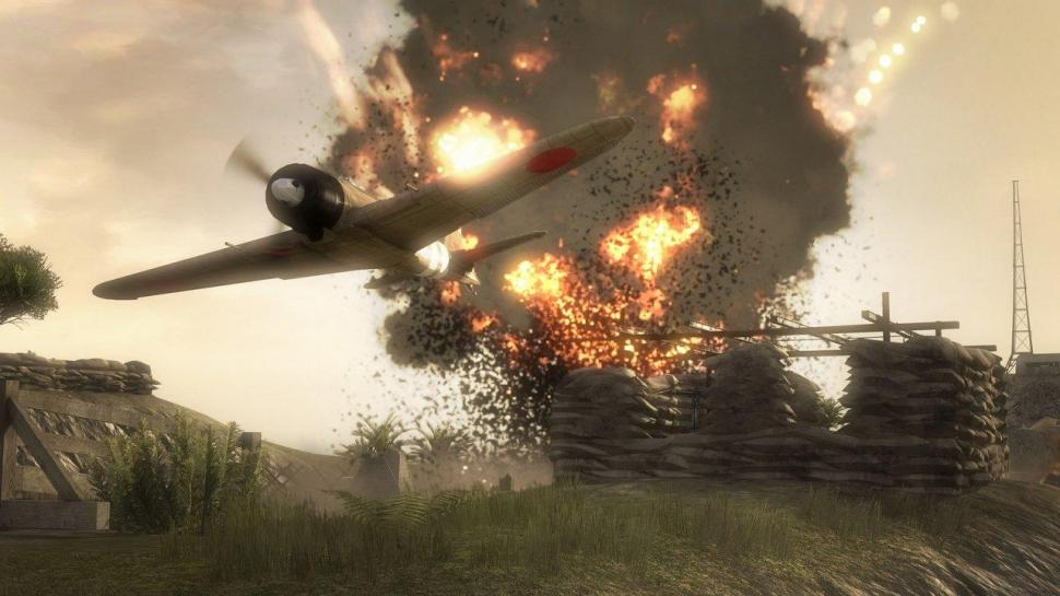 Screenshots zu Battlefield 1943. (3)