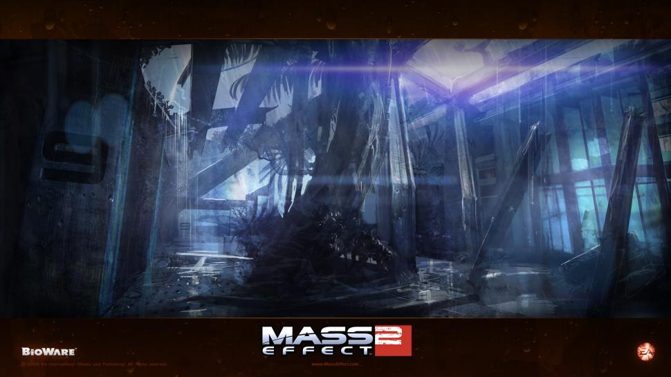 Mass Effect 2 Wallpaper (1)
