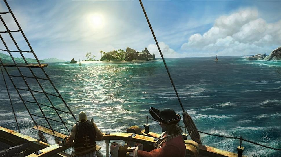 Screenshot aus Pirates of the Caribbean: Armada of the Damned