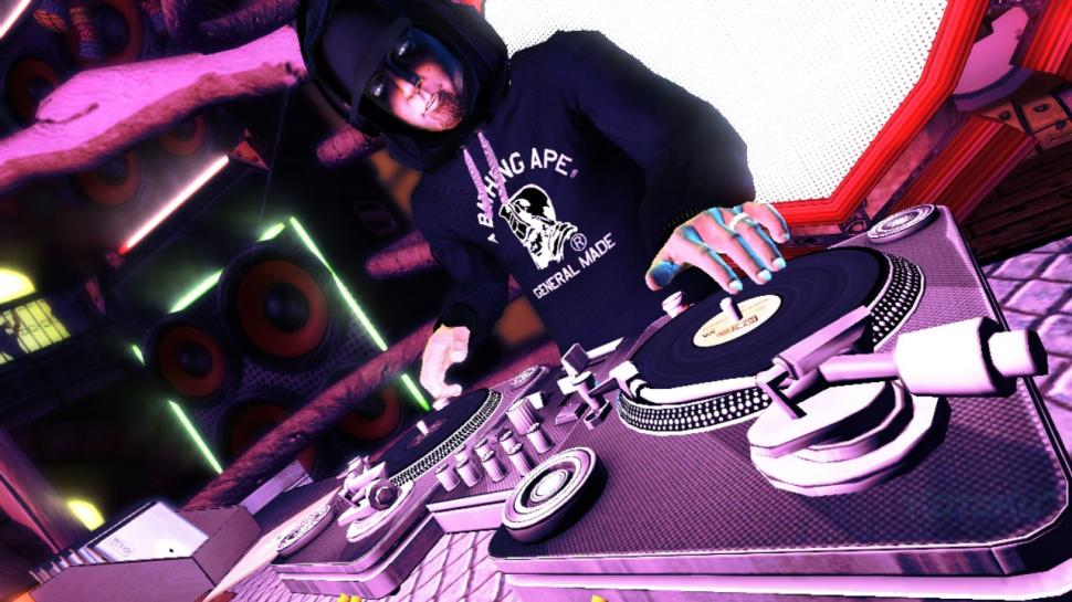 DJ Hero - Screenshots aus der Xbox-360-Version (1)