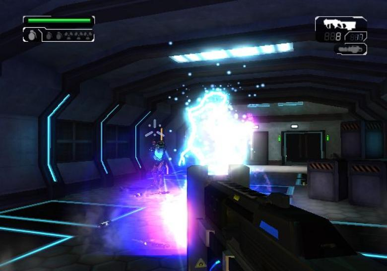 Screenshots aus The Conduit für Wii (1)