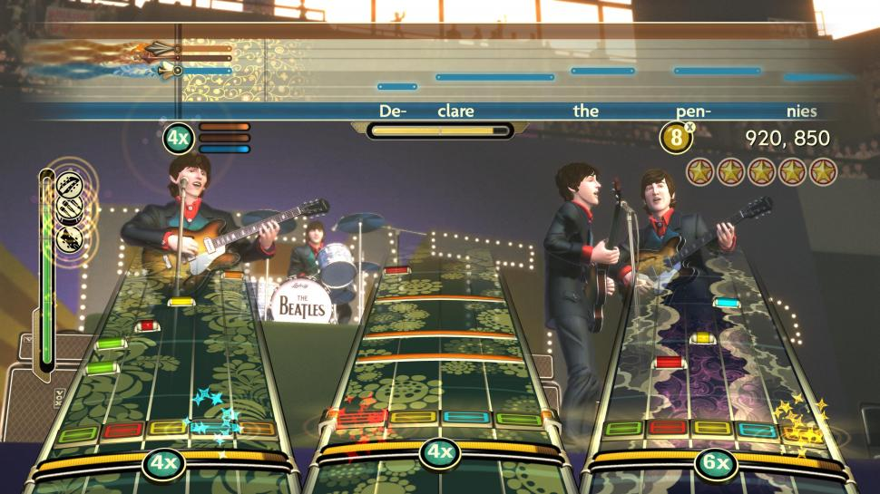 The Beatles: Rockband (1)