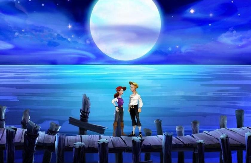 Screenshot aus The Secret of Monkey Island Special Edition