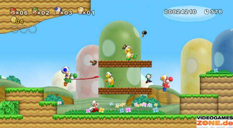 New Super Mario Bros. Wii (9)
