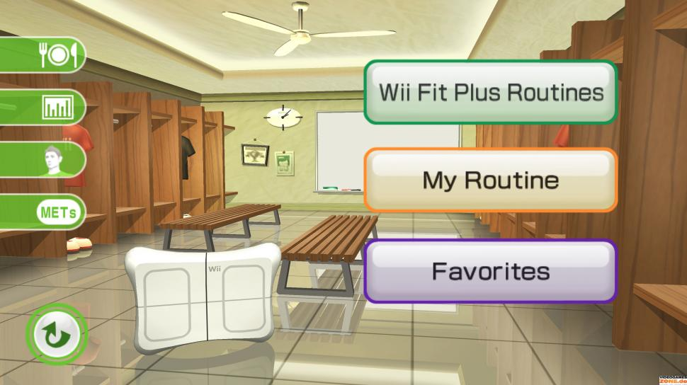 Wii Fit Plus Screenshots (1)