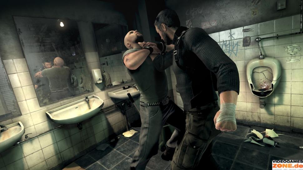 Splinter Cell: Conviction Screenshots (1)
