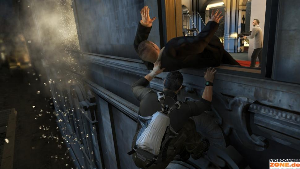 Screenshots aus Splinter Cell: Conviction (1)