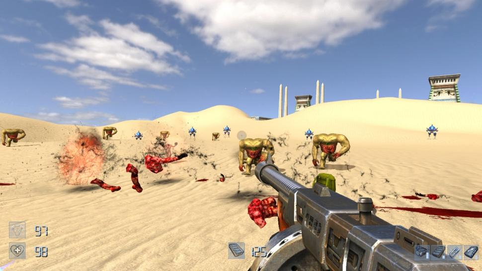 Serious Sam HD Screenshots (1)