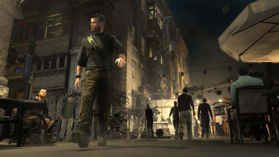 Screenshots aus Splinter Cell: Conviction.