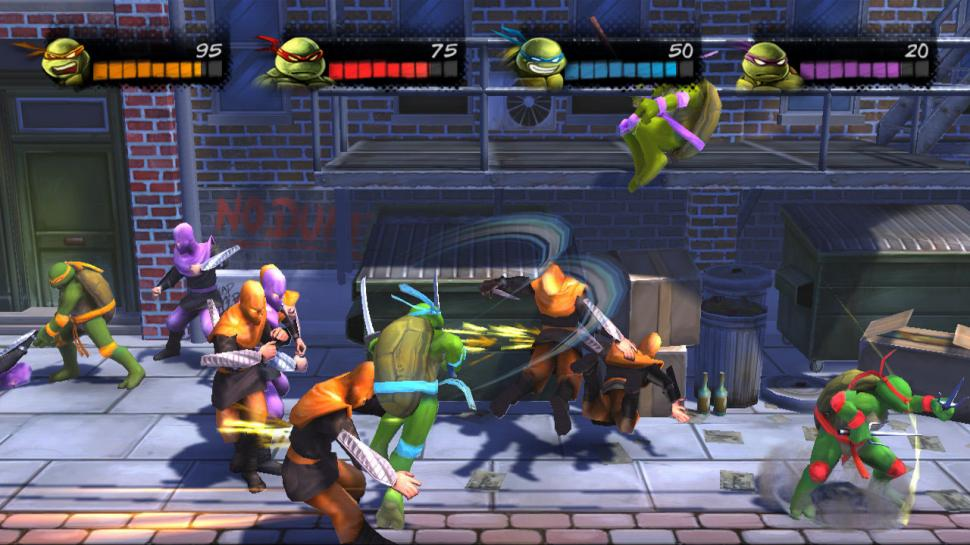 Teenage Mutant Ninja Turtles: Turtles in Time (1)