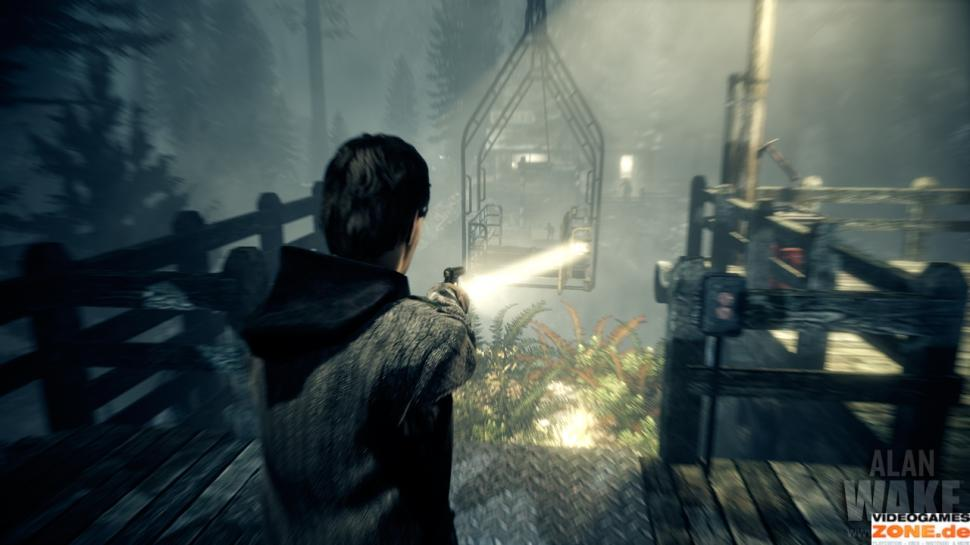 Screenshots aus Alan Wake für Xbox 360.