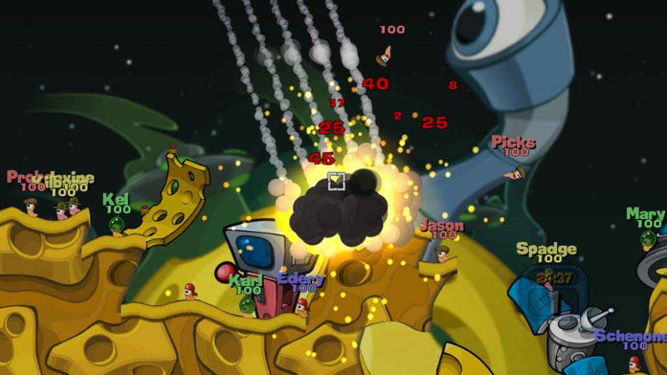 Worms 2: Armageddon (1)