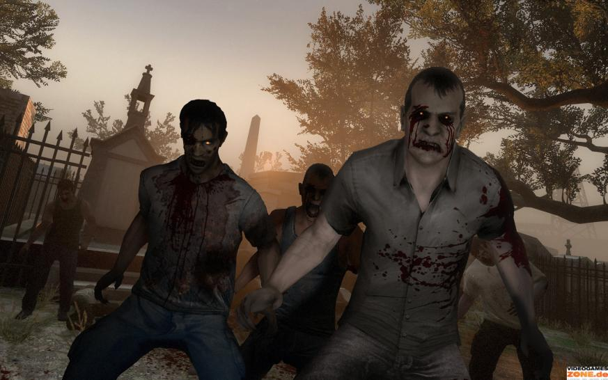 Screenshot aus Left 4 Dead 2