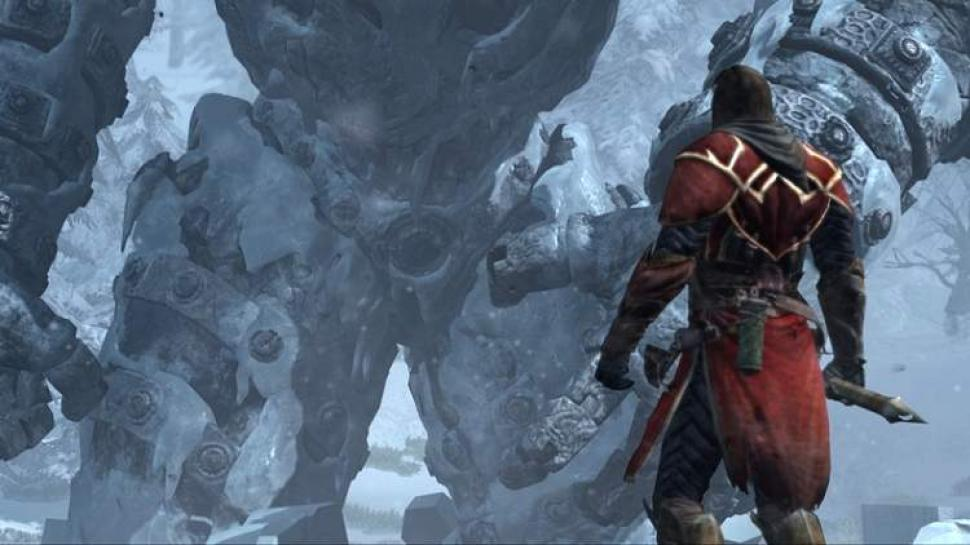Screenshots aus Castlevania: Lords of Shadow (1)