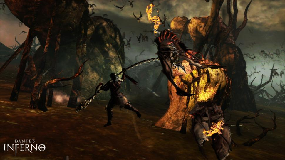 Screenshots aus Dantes Inferno (1)
