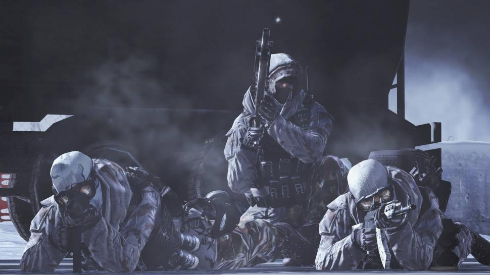 Screenshots aus Call of Duty: Modern Warfare 2. (1)