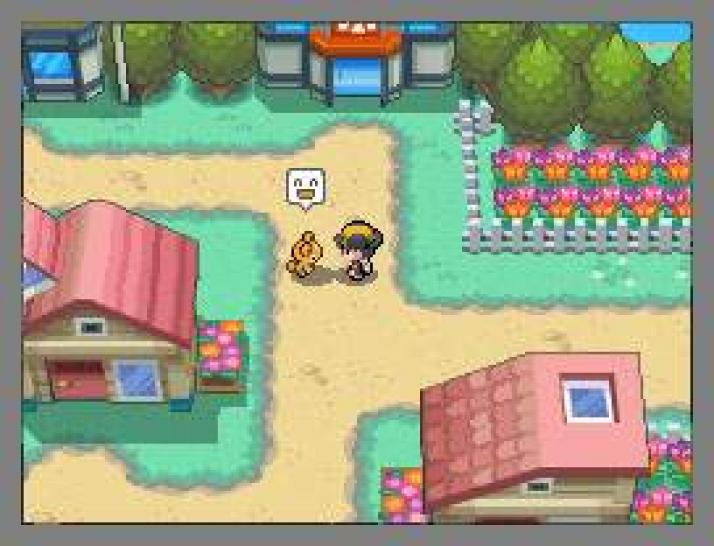 Screenshots aus Pokémon: Heart Gold & Soul Silver (1)