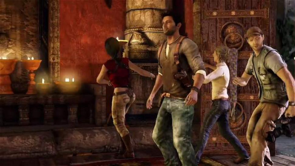 Screenshots aus Uncharted 2 für PS3 (1)