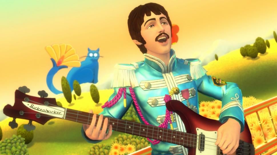 The Beatles Rock Band (1)