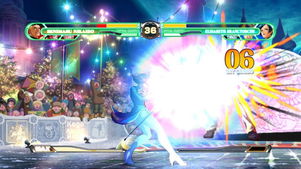 Neue Screenshots zu The King of Fighters XII.