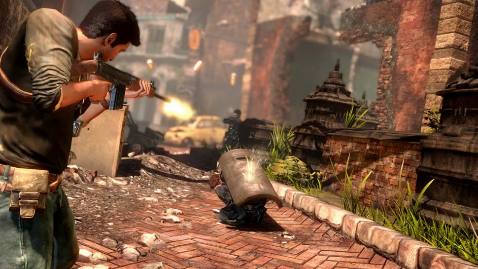 Screenshots aus Uncharted 2 für PS3. (1)