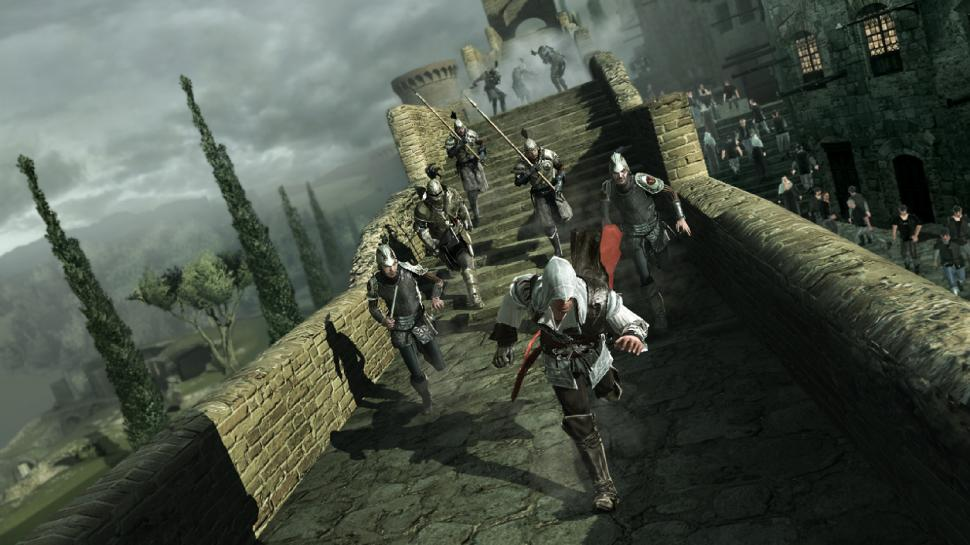 Screenshots aus Assassin's Creed 2. (4)
