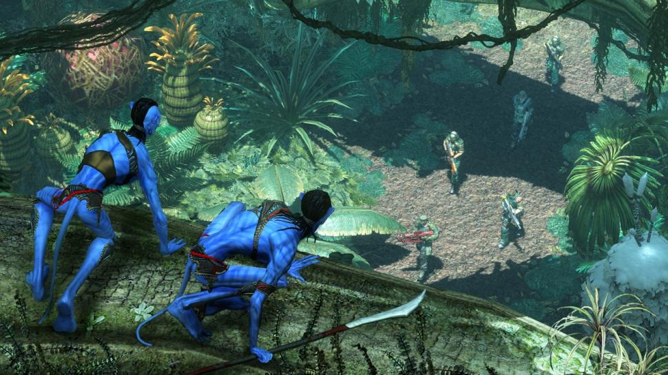 Der neueste Screenshot zu James Cameron's Avatar: The Game.