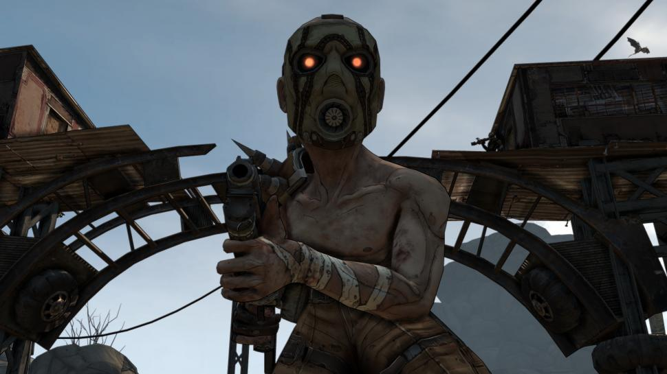 Die neuesten Screenshots zu Borderlands.