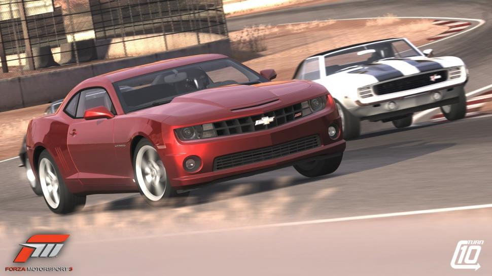 Screenshots aus Forza 3. (1)