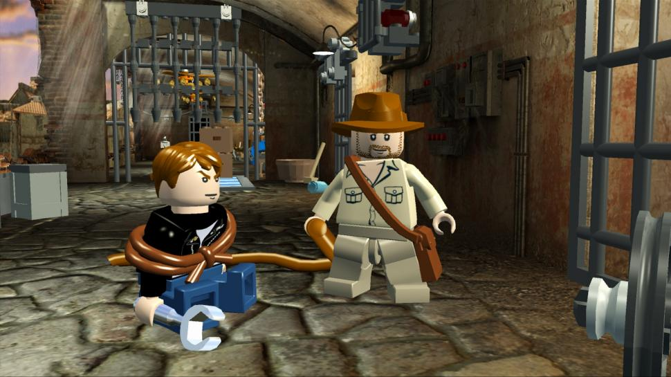 Screenshots zu LEGO Indiana Jones 2.