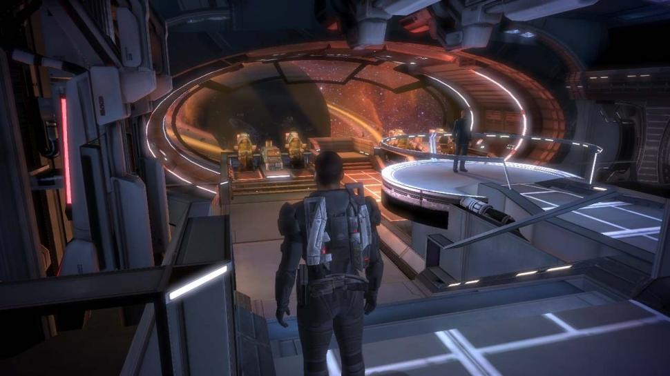 Mass Effect: Screenshots zu Pinnacle Station. (1)