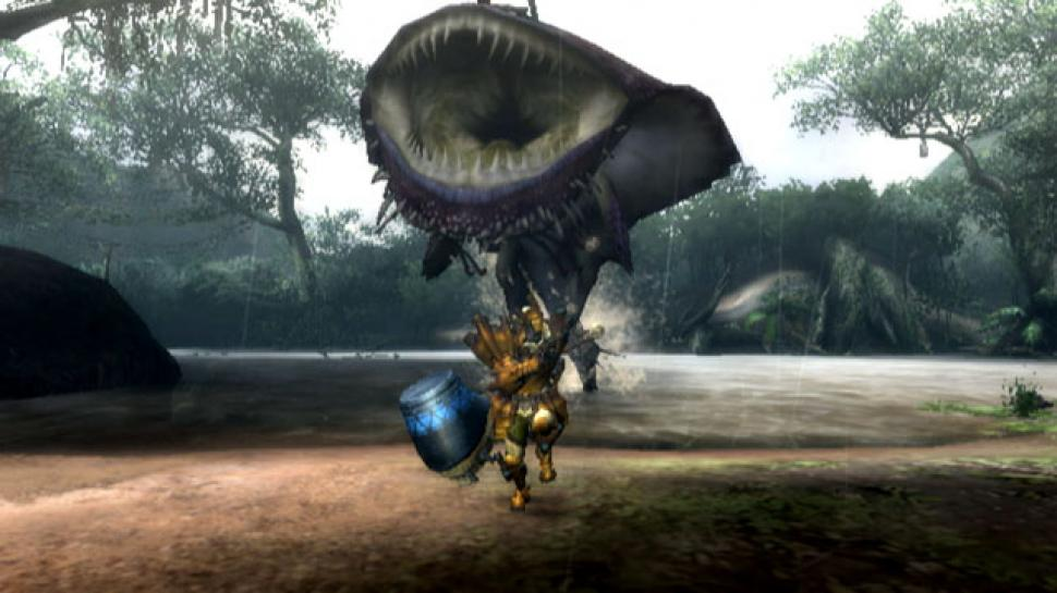 Monster Hunter 3 - Wii (1)