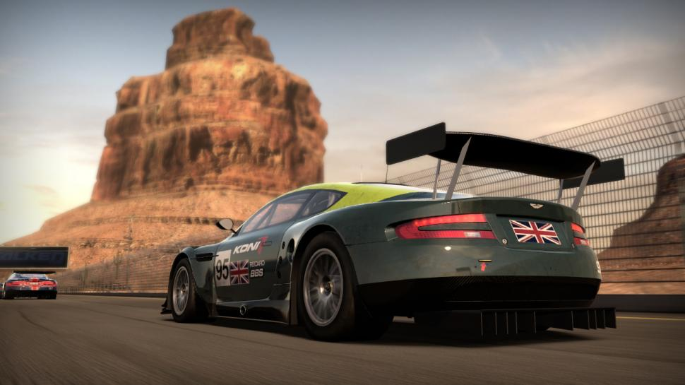 Die neuesten Screenshots zu Need for Speed Shift.